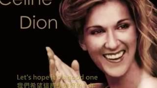 Merry Christmas and Happy New Year Celine Dion