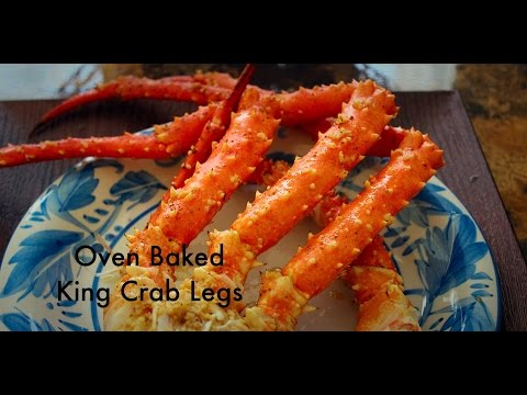 How to reheat frozen king crab legs in oven