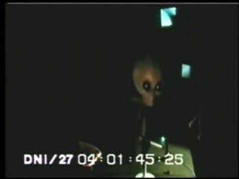 Area 51 alien interview