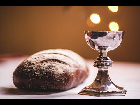 04 05 20 Sunday Education Forum On Practicing Holy Communion
