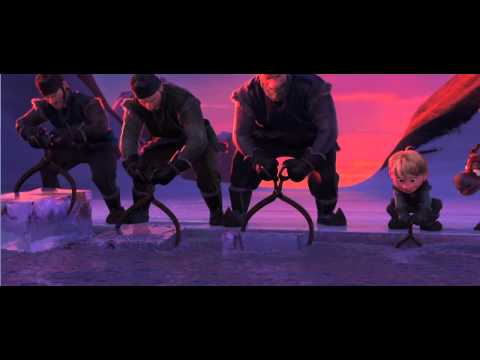 Frozen-Ice Worker's Song(Ukranian)