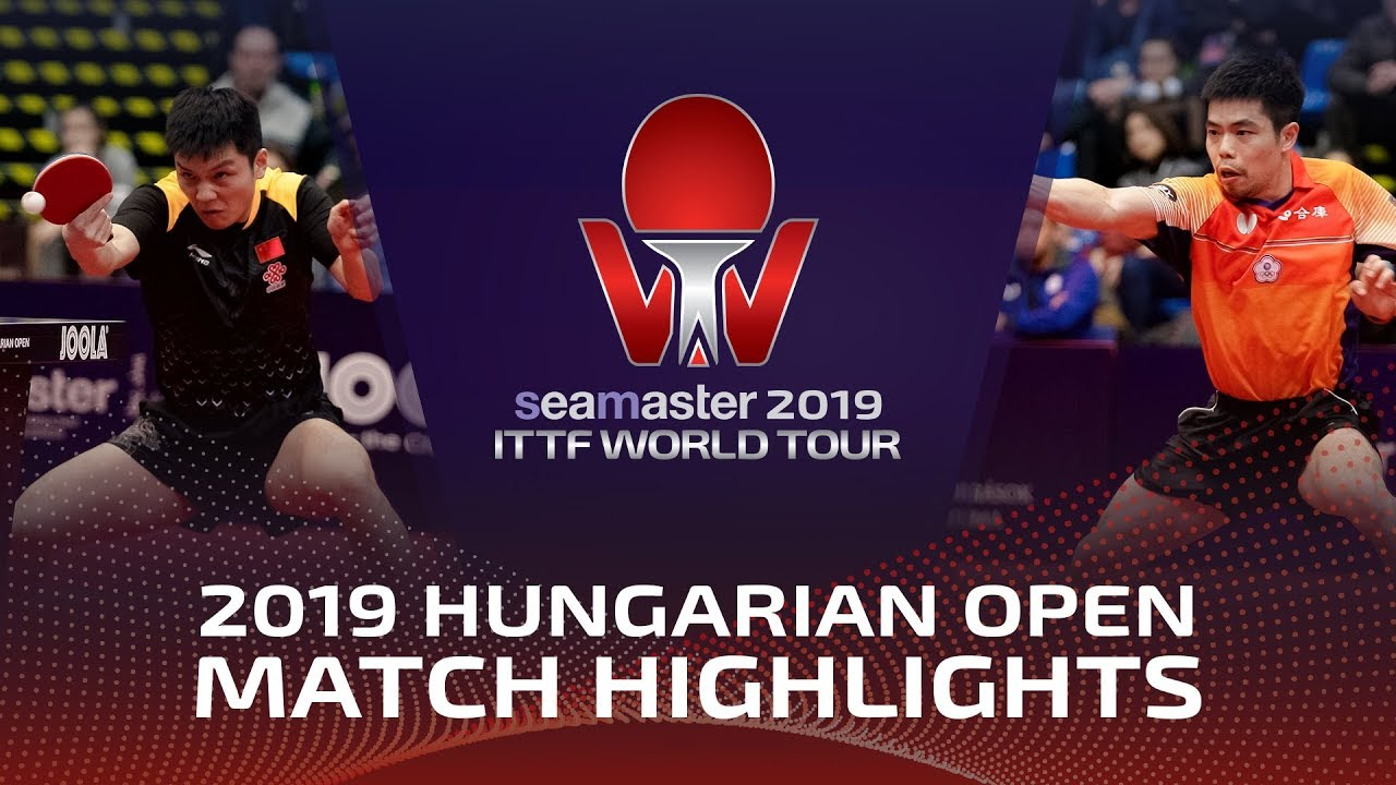 Download Fan Zhendong vs Chuang Chih-Yuan | 2019 ITTF World Tour Hungarian Open Highlights (R16)