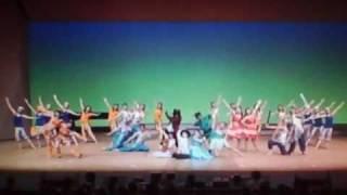 武蔵高校22代目ダンス部@2008音楽祭ピーターパン