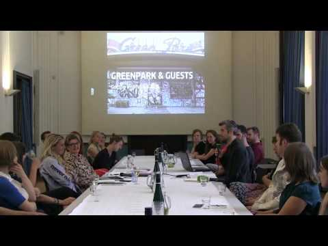 Green Park and guests: Contemporary cultural activism in Athens