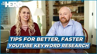 How To Research YouTube Keywords - Julie May