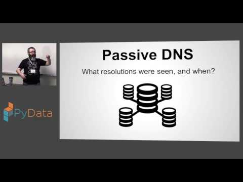 Kyle Maxwell - Using Python to Fight Cybercrime