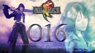 #016 Lets Play! Final Fantasy VIII ++ Das unbekannte Mädchen ++