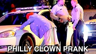 CREEPY CLOWN Prank Video - Ed Bassmaster
