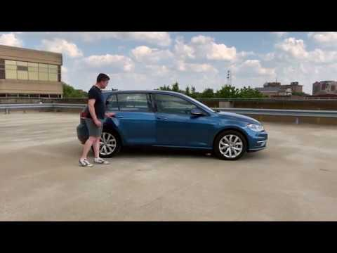 2019 Volkswagen Golf SE | Complete Review | with Casey Williams