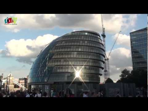 Beautiful London City Hall (The Greater London Authority), UK by Rooms and Menus