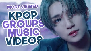 «TOP 60» MOST VIEWED KPOP GROUPS MUSIC VIDEOS OF 2019 (September, Week 4)