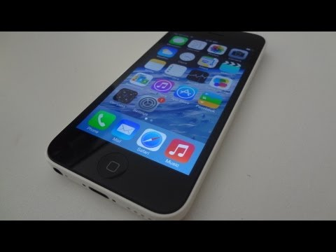 Apple Iphone 5c Review White