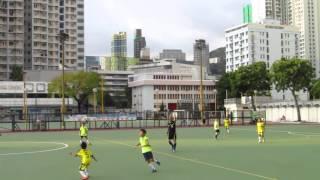 九西足球賽開平VS大坑東2015下半2ND