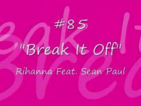 Billboard Hot 100 2007 Year End Chart (Part 1)