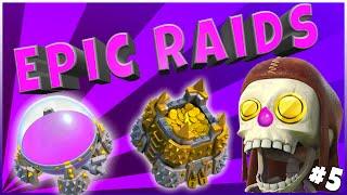 CLASH OF CLANS : EPIC RAIDS #5 (1ml di RISORSE!)