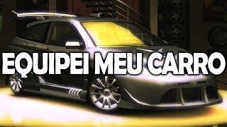 🎮 Need For Speed Underground 2 #3 Equipando meu Carro 🎮