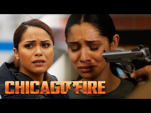 Dawson Gives Medical Advice  | Chicago Fire