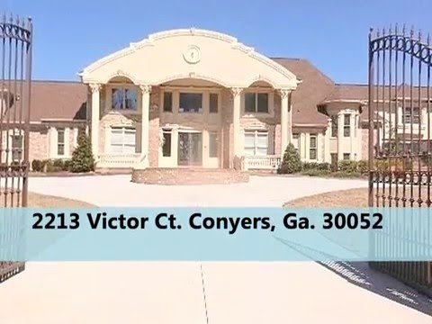 conyers ga homes for sale