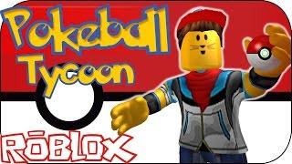 Roblox - Mi imperio de Pokéballs! - Pokéball Tycoon