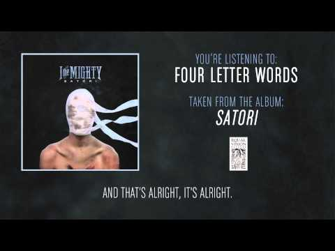 I the Mighty - Four Letter Words