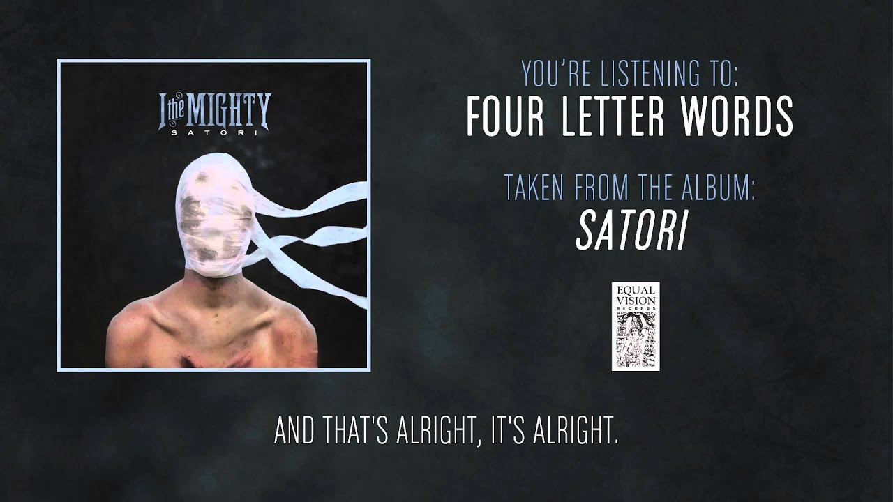 I The Mighty Four Letter Words Youtube