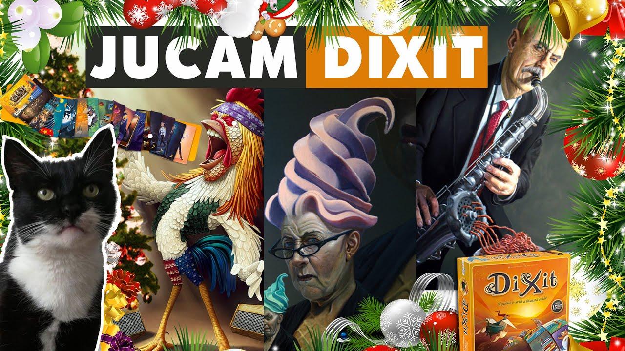 Jucam Dixit - joc societate - board game - party game-  joc de petrecere