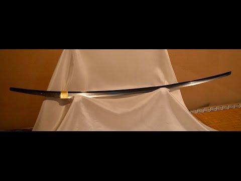 Japanese Sword Museum in Tokyo - Closing! (with Gackt as Uesugi Kenshin)