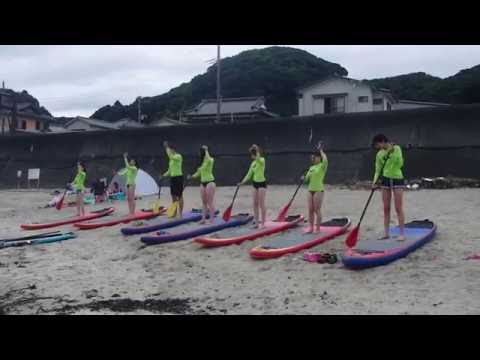 Japan Stand up Paddle Board Tours Chiba Summer 2016
