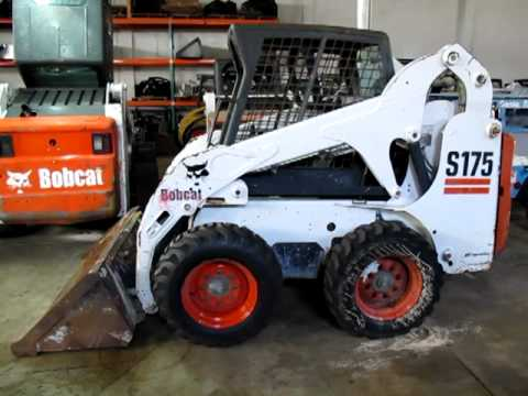 USED BOBCAT FOR SALE/S175 www miamiequip com