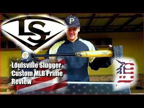 Louisville Slugger Custom MLB Prime Review