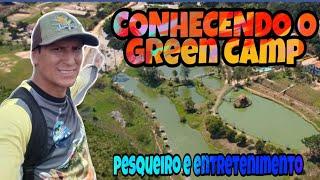 CONHECENDO PESQUEIRO Green Camp CIDADE Arthur Nogueira pescaria esportiva voutaremos Em BREVE