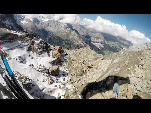 GoPro: Epic Lines: Speedflying with Jamie Lee — Line 2