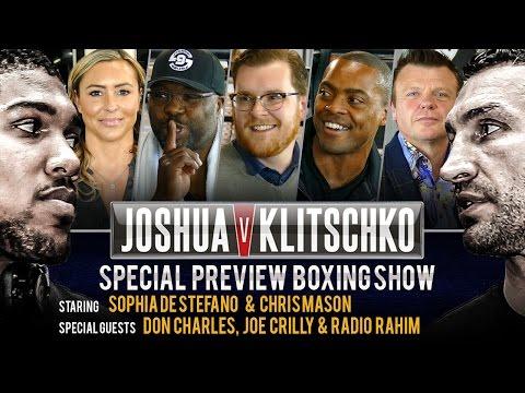 Anthony Joshua vs Wladimir Klitschko Special Preview Boxing Show