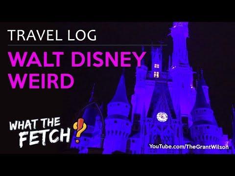 Disney Weird! (I Mean WORLD)