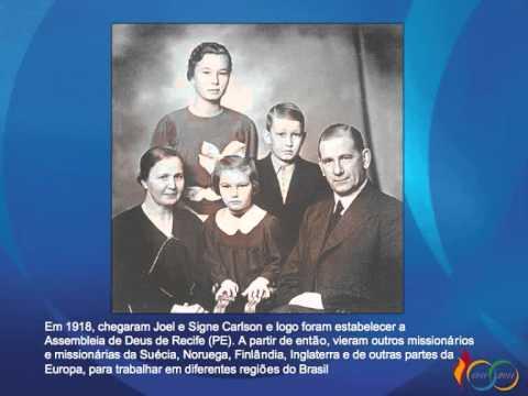 Resumo da História da Assembleia de Deus no Brasil - YouTube