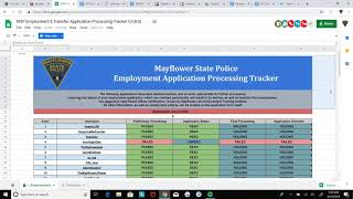 How to get into the Mayflower State Police (Roblox)