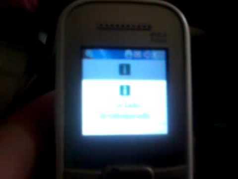 Samsung Gt-e1205L Ringtones