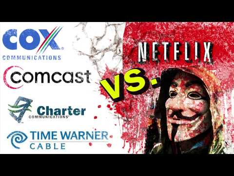 Is Net Neutrality Dead? Can Netflix Save it? Can We?