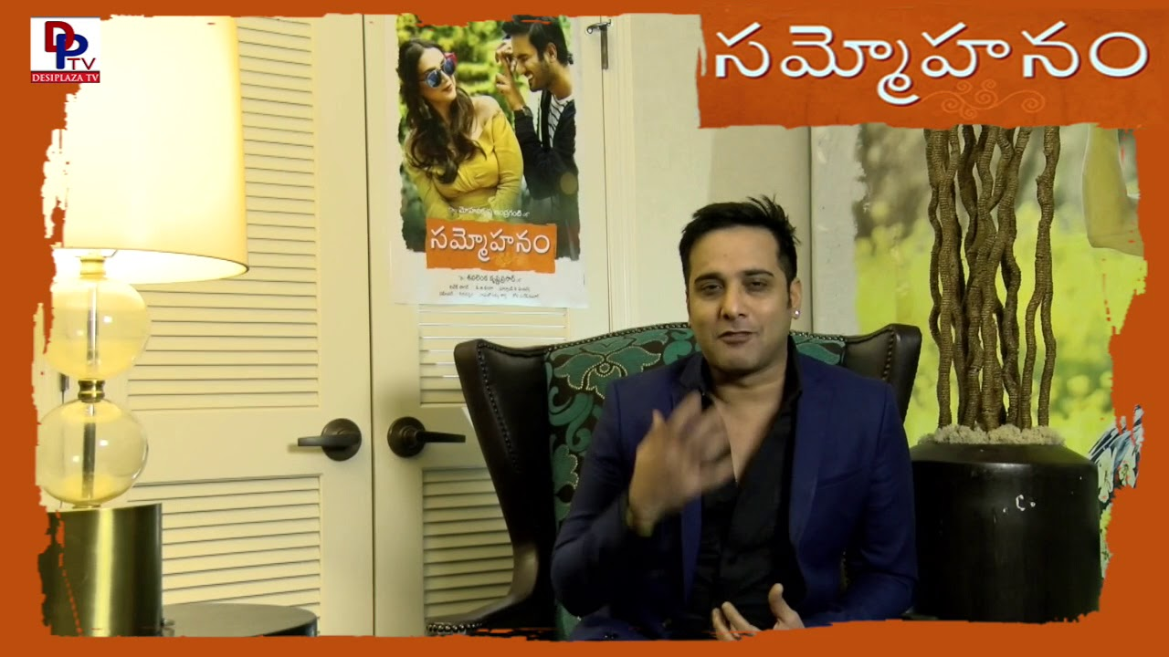 Celebrities Best wishes to 'Sammohanam' Movie Team - Sudheer Babu, Aditi Rao Hydari | DesiplazaTV