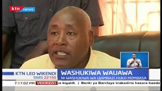 Washukiwa wa ujambazi wauawa Mombasa