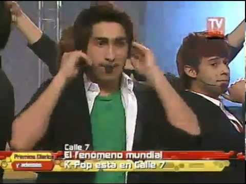 Blue Boys - Mr. Simple - en Vivo en calle 7 (26-09-2011) Videos De Viajes