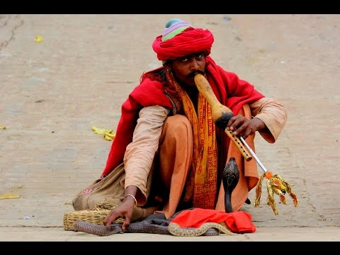 INDIA - VARANASI (PART 1) - LIFE NEAR GANGES RIVER (Full HD)