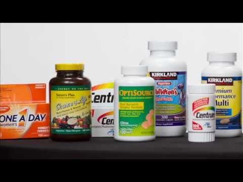 Dangerous Vitamins