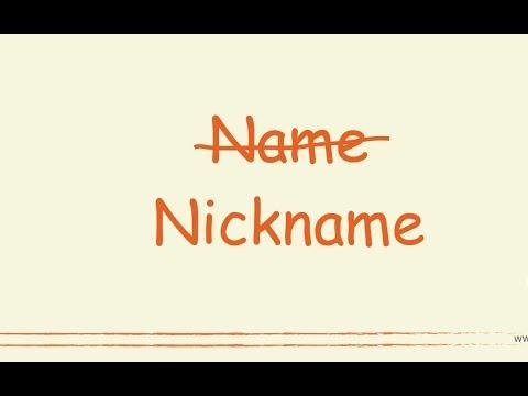 Sobriquet - Famous nicknames