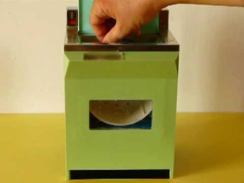 Museo virtuale delle lavatrici giocattolo 42. video plv ignis ...