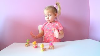Sofia - Little Mommy for Baby doll Kids Toys video for kids