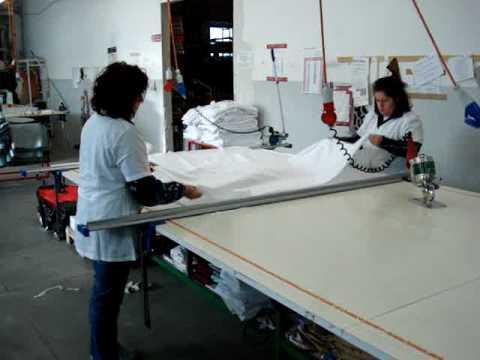 Signoria Di Firenze Manual Fabric Cutting Table Youtube
