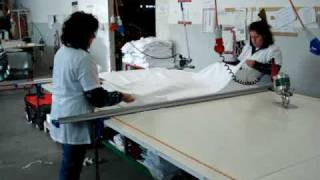 Signoria Di Firenze - Manual Fabric Cutting Table