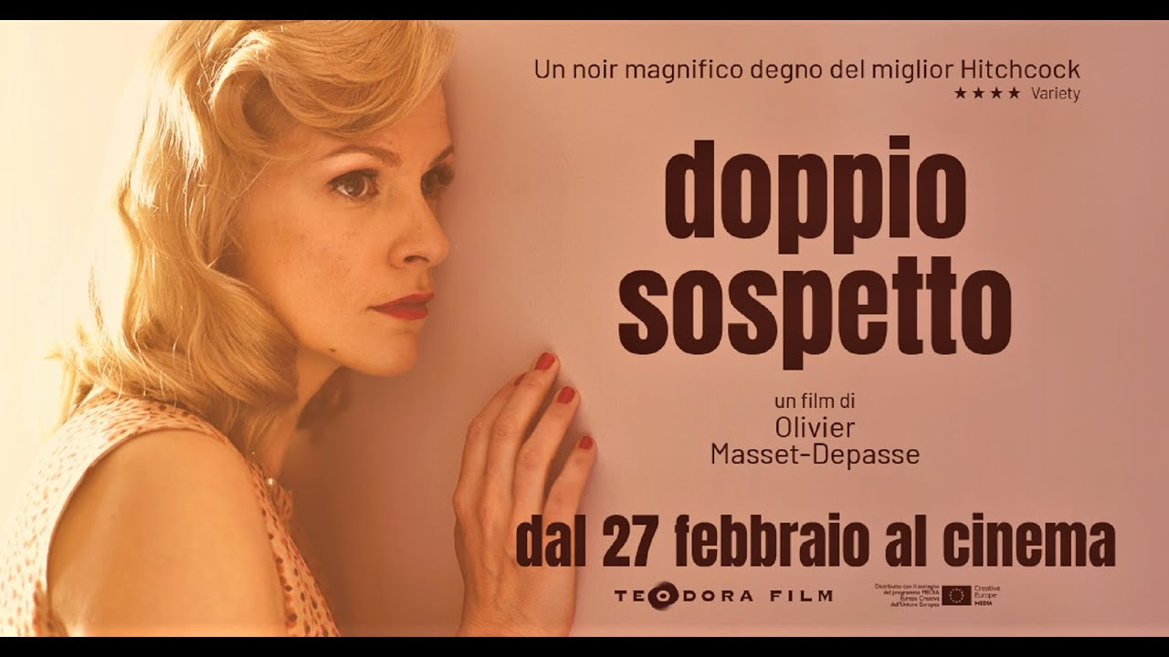 DOPPIO SOSPETTO Trailer ITA HD