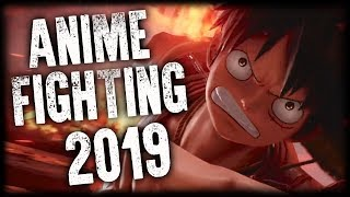 ANIME FIGHTING 2019 💕 JUMP FORCE [TRAILER E3 2018]